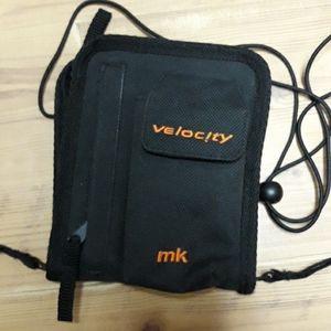 Mary Kay velocity many pocketed bag